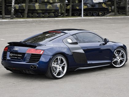 2010 Audi R8 SD Stealth by Status Design 10