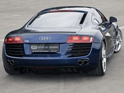 2010 Audi R8 SD Stealth by Status Design 11