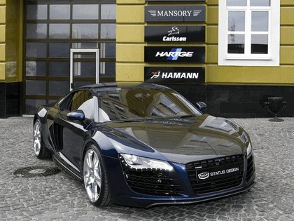 2010 Audi R8 SD Stealth by Status Design 12