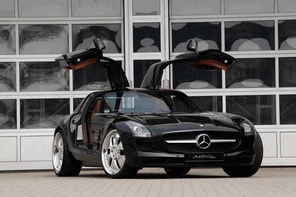 2011 Mercedes-Benz SLS AMG by MAE Design 1