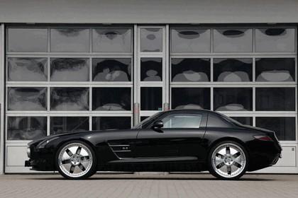 2011 Mercedes-Benz SLS AMG by MAE Design 2