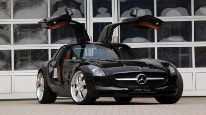 2011 Mercedes-Benz SLS AMG by MAE Design 4