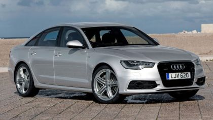 2011 Audi A6 3.0 TDi S-Line - UK version 5