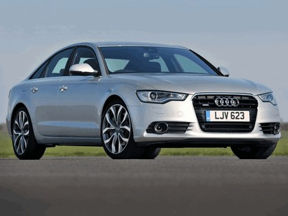 2011 Audi A6 3.0 TFSI - UK version 1