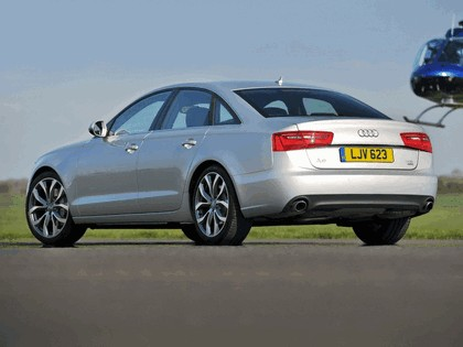 2011 Audi A6 3.0 TFSI - UK version 2