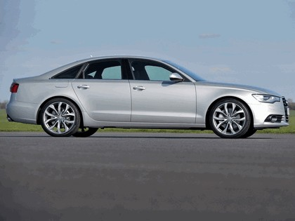 2011 Audi A6 3.0 TFSI - UK version 3