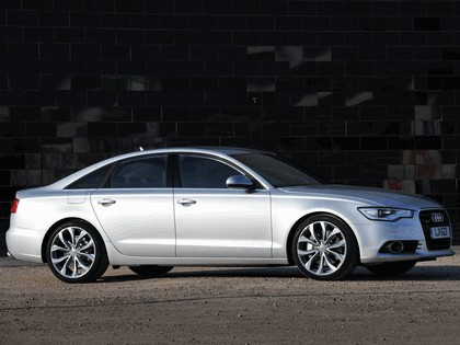 2011 Audi A6 3.0 TFSI - UK version 4