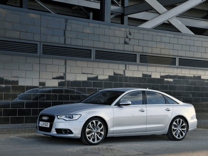 2011 Audi A6 3.0 TFSI - UK version 5