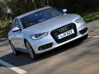 2011 Audi A6 3.0 TFSI - UK version 7