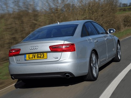2011 Audi A6 3.0 TFSI - UK version 9