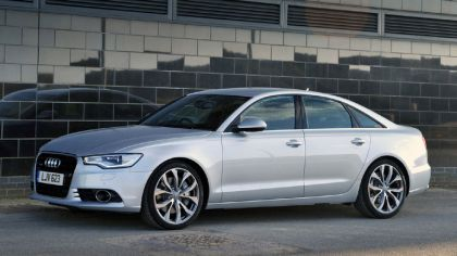 2011 Audi A6 3.0 TFSI - UK version 6