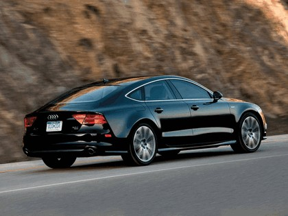 2011 Audi A7 Sportback 3.0T S-line - USA version 3