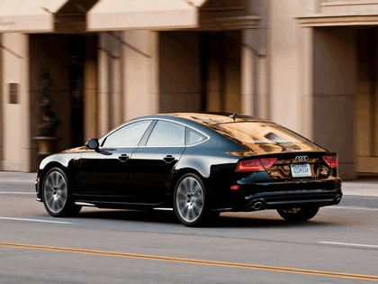 2011 Audi A7 Sportback 3.0T S-line - USA version 4