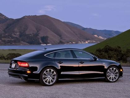 2011 Audi A7 Sportback 3.0T S-line - USA version 5