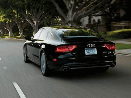 2011 Audi A7 Sportback 3.0T S-line - USA version 7