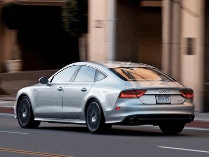 2011 Audi A7 Sportback 3.0T S-line - USA version 12