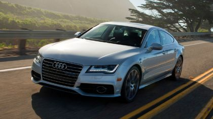 2011 Audi A7 Sportback 3.0T S-line - USA version 3