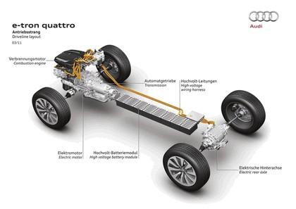 2011 Audi e-tron quattro concept 14