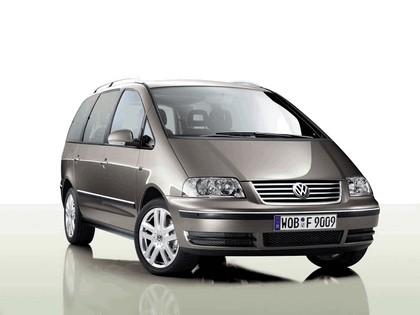 2005 Volkswagen Sharan Freestyle 1
