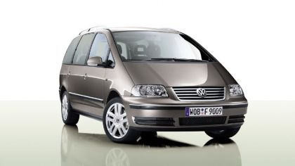 2005 Volkswagen Sharan Freestyle 5
