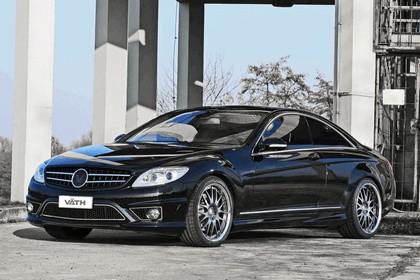 2011 Mercedes-Benz CL500 by Vaeth 1