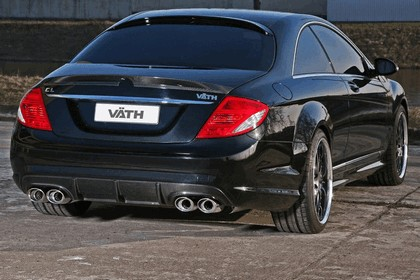 2011 Mercedes-Benz CL500 by Vaeth 3