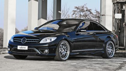 2011 Mercedes-Benz CL500 by Vaeth 9
