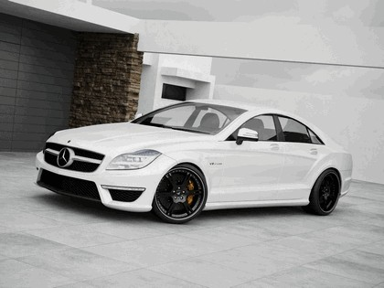 2011 Mercedes-Benz CLS63 AMG by Wheelsandmore 3
