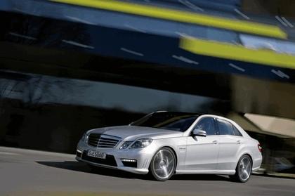 2011 Mercedes-Benz E63 AMG 5.5 liter V8 biturbo 2