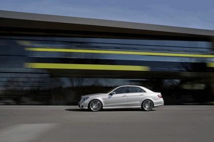2011 Mercedes-Benz E63 AMG 5.5 liter V8 biturbo 3