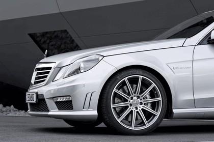 2011 Mercedes-Benz E63 AMG 5.5 liter V8 biturbo 7