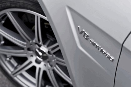 2011 Mercedes-Benz E63 AMG 5.5 liter V8 biturbo 8