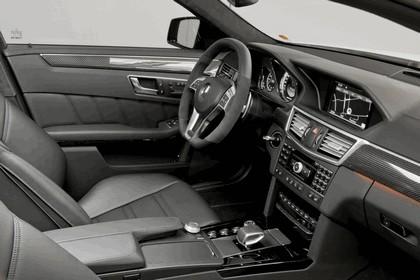 2011 Mercedes-Benz E63 AMG 5.5 liter V8 biturbo 9