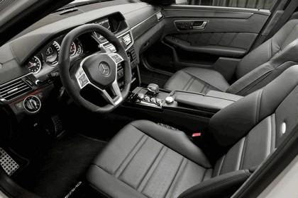 2011 Mercedes-Benz E63 AMG 5.5 liter V8 biturbo 10