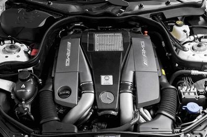 2011 Mercedes-Benz E63 AMG 5.5 liter V8 biturbo 12