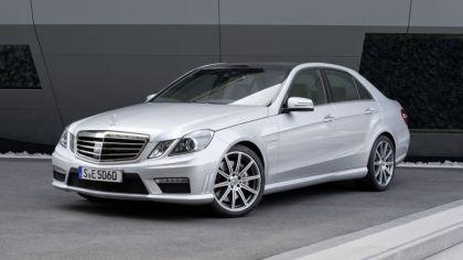 2011 Mercedes-Benz E63 AMG 5.5 liter V8 biturbo 1