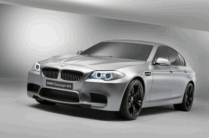 2011 BMW M5 concept 1