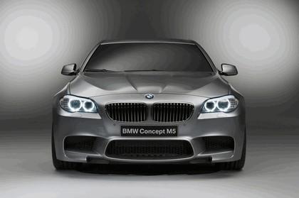 2011 BMW M5 concept 5