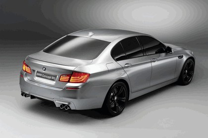 2011 BMW M5 concept 6