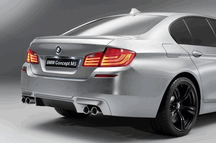 2011 BMW M5 concept 14