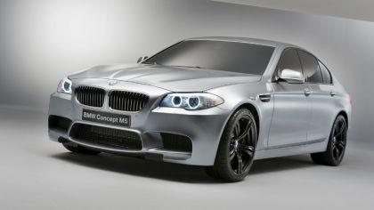 2011 BMW M5 concept 4