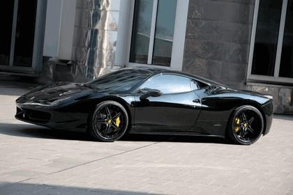 2011 Ferrari 458 Italia Black Carbon Edition by Anderson Germany 1