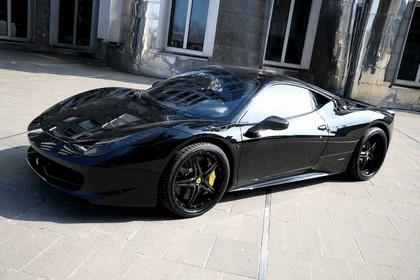 2011 Ferrari 458 Italia Black Carbon Edition by Anderson Germany 2
