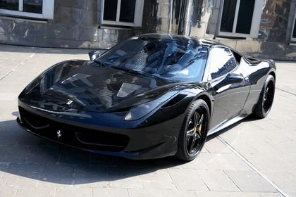 2011 Ferrari 458 Italia Black Carbon Edition by Anderson Germany 3