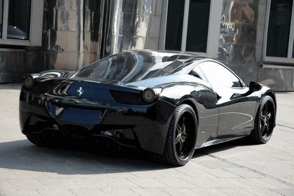 2011 Ferrari 458 Italia Black Carbon Edition by Anderson Germany 4