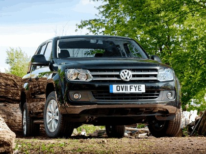 2010 Volkswagen Amarok Double Cab Trendline - UK version 4
