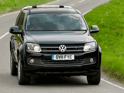 2010 Volkswagen Amarok Double Cab Trendline - UK version 7