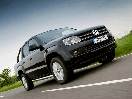 2010 Volkswagen Amarok Double Cab Trendline - UK version 8