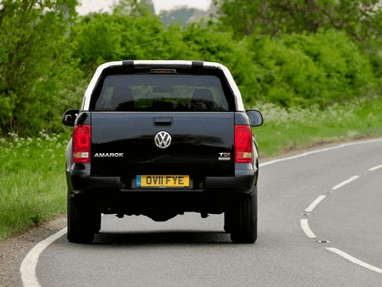 2010 Volkswagen Amarok Double Cab Trendline - UK version 10