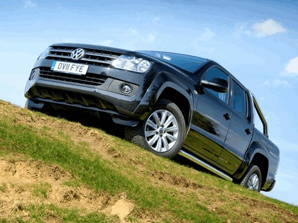 2010 Volkswagen Amarok Double Cab Trendline - UK version 12